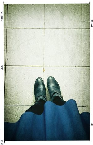 雨天,穿靴的日子~~^^ Boots Rain Day