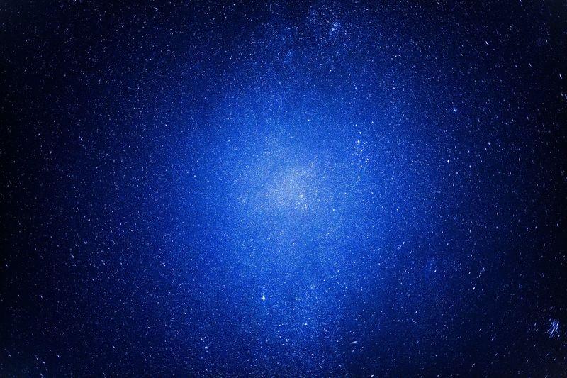 Full frame shot of star field at night