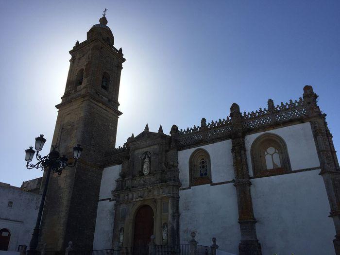 Religion Architecture Spirituality Church Surofspain Pueblosblancos Medinasidonia History Wedding Wedding Day
