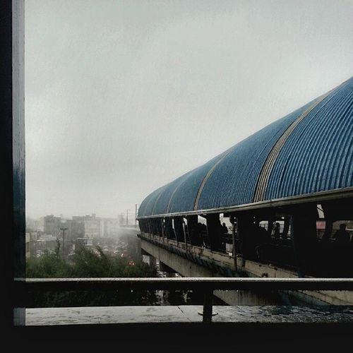Afterfocus Rain Thatsound Enhanced metro station weather