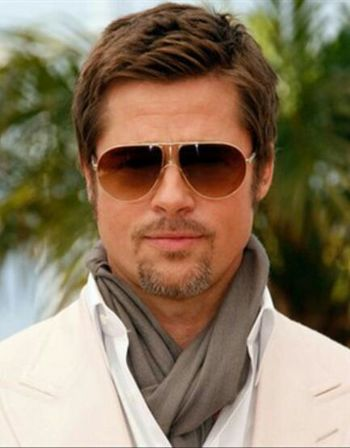My Hero Brad Pitt The Best ❤ Hot Look