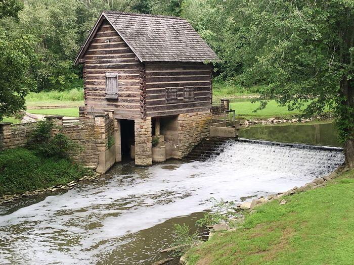 Old Mill Restored London Kentucky