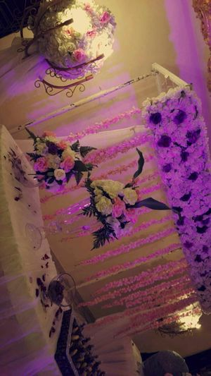 Purple Indoors  Art And Craft Close-up Creativity Flower Decoration Vibrant Color Petal The Past Freshness Multi Colored