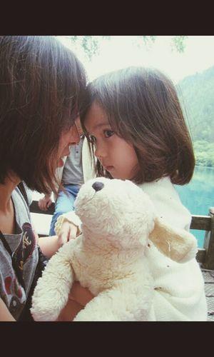 My little girl❤ Babygirl Shorthair I Love You !