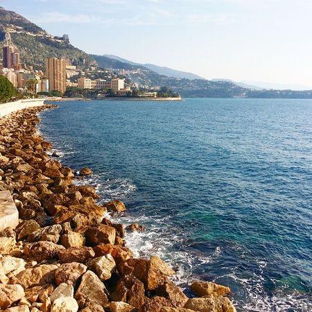 Vue sur baie de Monaco lors des RDV @ecommerce1to1