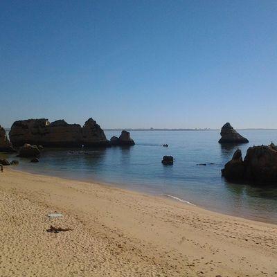 Praia Doña Ana Lagos Portugal