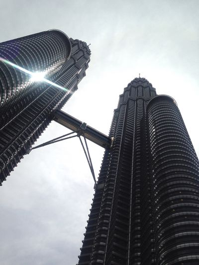 Low Angle View Architecture Built Structure Sky Building Exterior Skyscraper Outdoors Travel Destinations Modern City No People Day