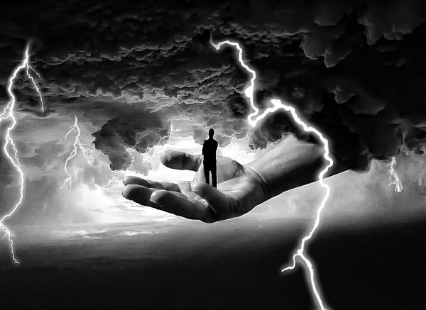 Opon his arrival the clouds grew black & thick with despair . Dark Fairytale Fairytales & Dreams Heroes & Villains Black & White Darkness And Light X😨w😦x Twisted Dream Creative Power