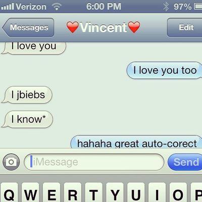 What a great auto-correct! Hahaha Autocorrect Iphoneproblems