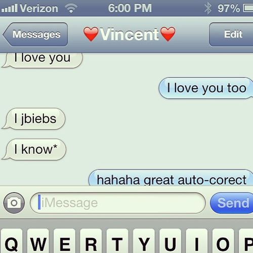 What a great auto-correct! Hahaha Autocorrect Iphoneproblems