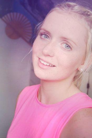 me That's Me Blonde Girl Norwegian Girl Hi!