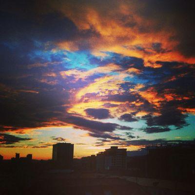 Hello World Mongolia Beauty Sky