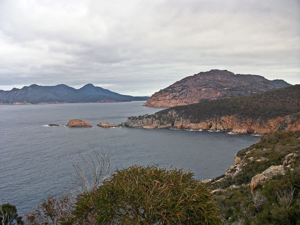 Freycinet NP, Coles Bay Beauty In Nature Cultures Day Freycinet National Park Landscape Moor  Mountain No People Outdoors Scenics Tasmania Tranquil Scene Lost In The Landscape