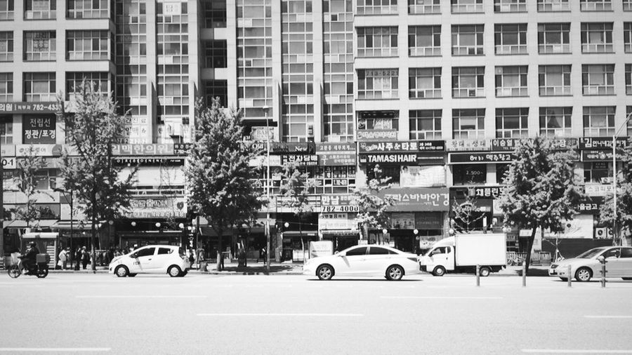 Black and white Migeum Migeumstation Seongnam Yongin Southofkorea Korea Busstop Urban Escape Travel