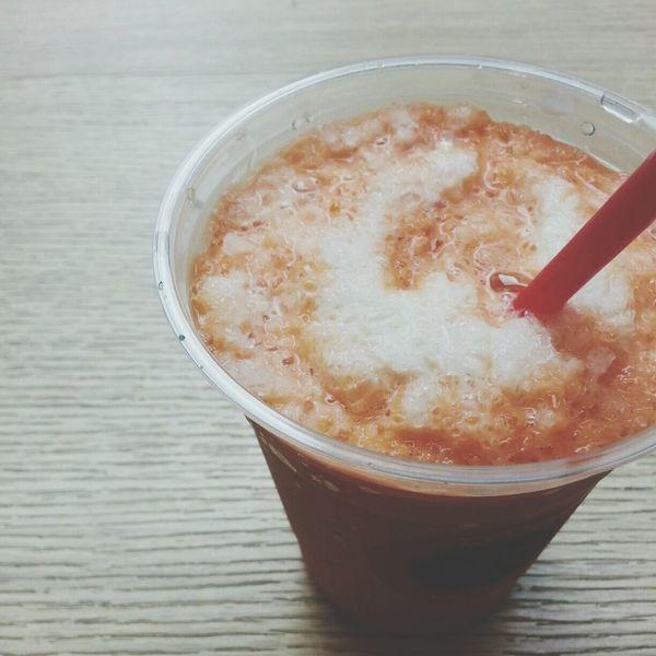 thai milk tea★Taking Photos Enjoying Life Tea Milk Tea