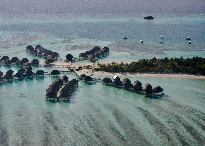 A Bird's Eye View Architecture Backgrounds Beach Blue Boats Enjoying Life EyeEm Best Shots Flying From Above  High Angle View Island Maldives Ocean Outdoors Sea Travel Travel Destinations Turquoise Vacation Water Watervillage Exceptional Photographs Miles Away