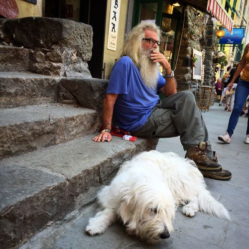 Cinqueterre Cinque Terre Italy Italy❤️ Dog Dogs Dog❤ Streetphotography Street Photography