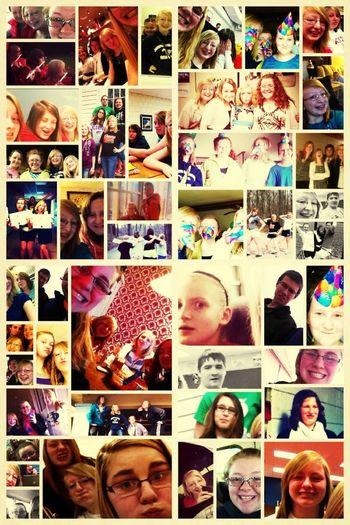 Best Friends Collage(: