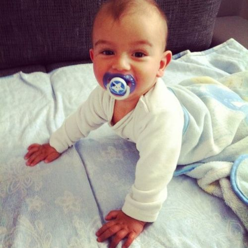 love him Family Matters Baby Cute Baby Boy