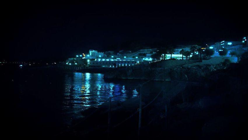 Night Illuminated Reflection Water Outdoors Nightlife Scenics Travel Destinations Sea No People Nautical Vessel Nature Popular Music Concert City Sky