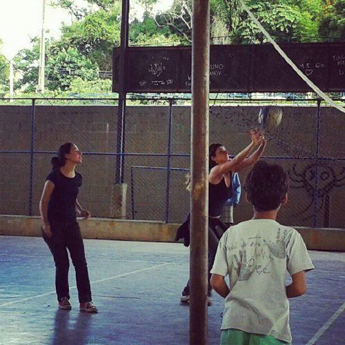 Bora Joice! kkkk Volei Esporte Saúde Fitness