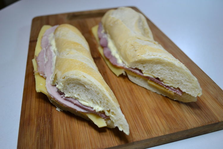Food And Drink Sandwich Freshness Indoors  Healthy Eating No People Jam And Cheese Jam Maionese