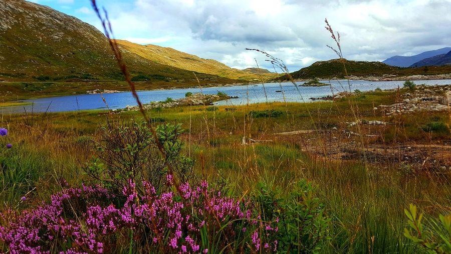Loch Cluanie -