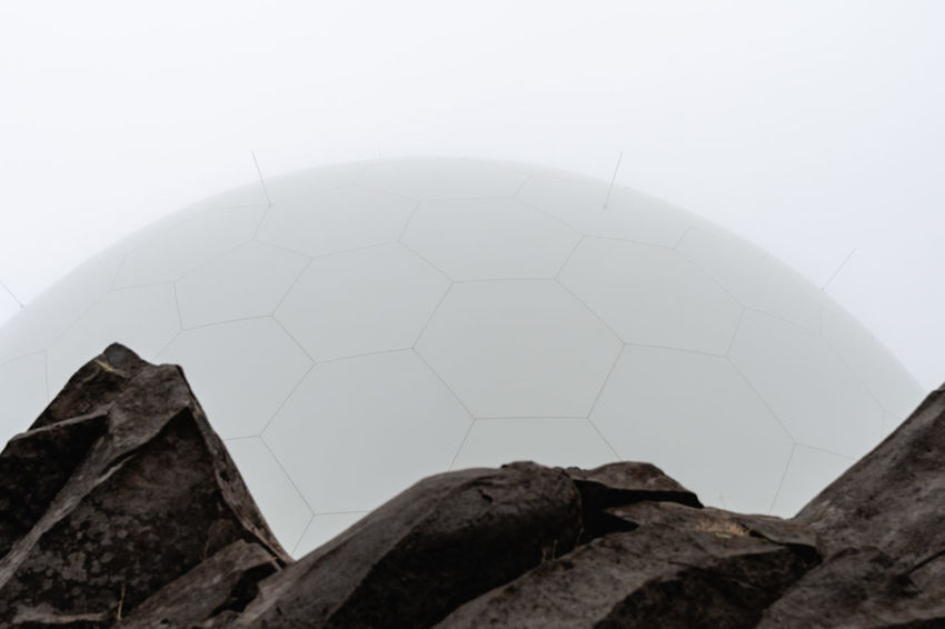 No People Nature Day Outdoors Close-up Shape Sky Soccer Ball Clear Sky Ball Sport Solid Geometric Shape High Angle View White Color Animal Wildlife
