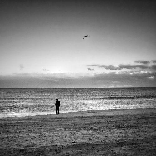 Presentaciones al mar Blackandwhite Sky_collection EyeEm Best Shots Bw_collection
