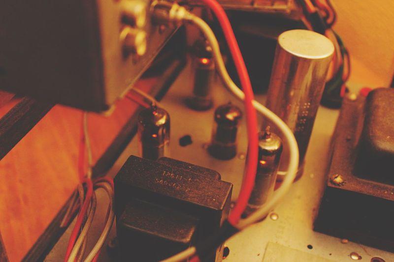 1960s Tube Amp Oldschool Vintage Music