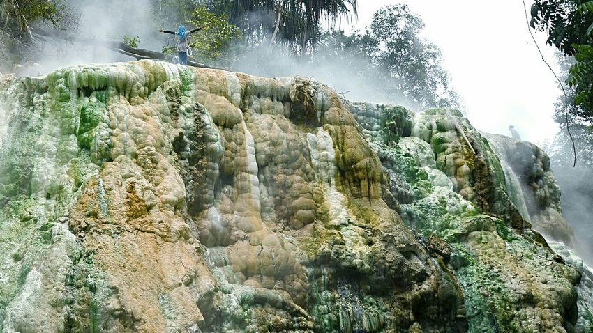 Hotsprings Tinggiraja Simalungun INDONESIA