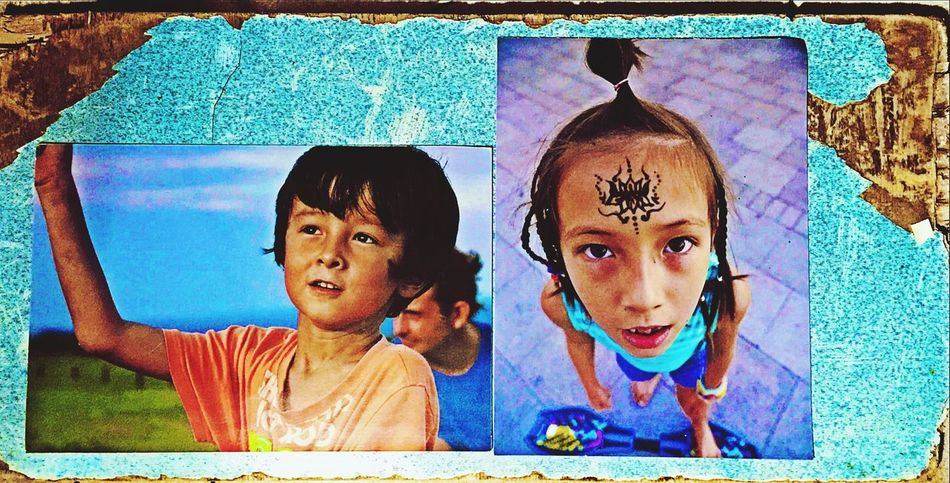 Emography Tiny Island ..family N Friends Are The Same ..magic Does Exist ..beach Art Portrait
