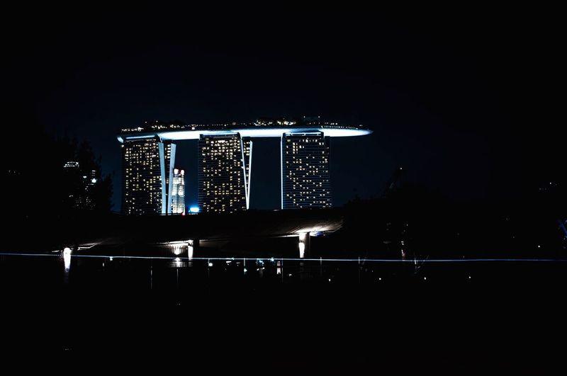 Architecture Singapore Marina Bay Sands