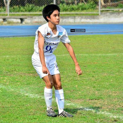 @timperdigon ⚽ . . . UAAP Uaap77 Uaapseason77 ADMUvsAdU ateneo adamson AdMU AdU sbspotlight soccerbible football themanansala