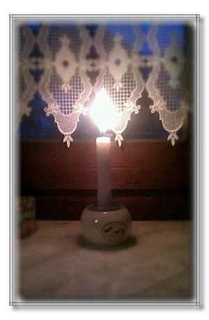 Una candela per L'Aquila... 4 anni dopo il terremoto. L'Aquila