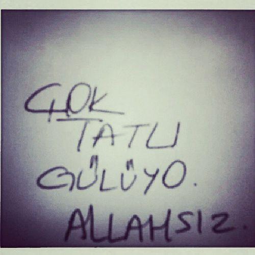 Cok Tatli Guluyo Oglum