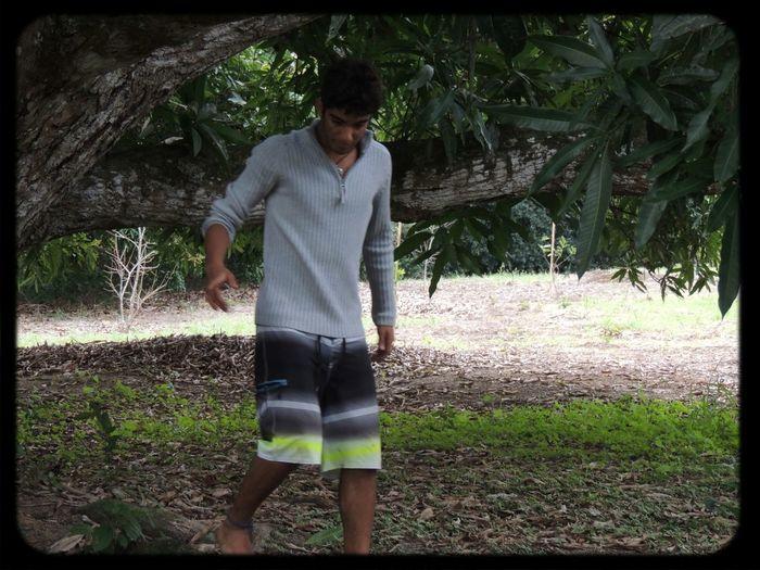 Boy Garoto Natureza Sitio