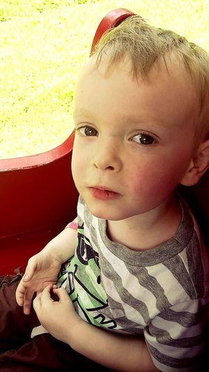 My gorgeous boy