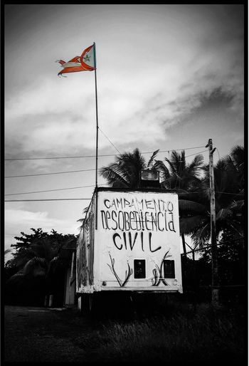 Arecibo Puerto Rico CivilDisobedience Desobedienciacivil Turismodepuertorico Discoverpuertorico Puertoricotourism Meganvazquezphoto Prphotoproject Activism Art