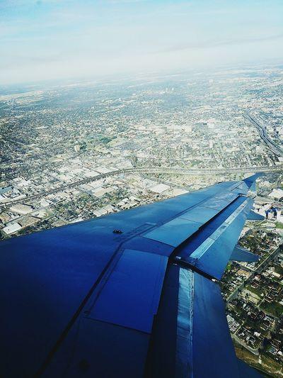 Aerial View Sky