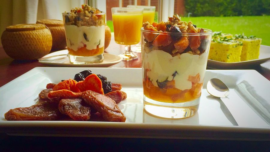 Healthybreakfast Dried Fruit Yogurt♡♡♡♡♡ Health&fitness Health #fitness #fit #TagsForLikes #TFLers #fitnessmodel #fitnessaddict #fitspo #workout #bodybuilding #cardio #gym #train #training #photooftheday #health #healthy #instahealth #healthychoices #active #strong #motivation #instagood #determination #lifest Livehealthy 5 A Day Juice Gardenveiw Diet & Fitness My Favorite Breakfast Moment Connected By Travel