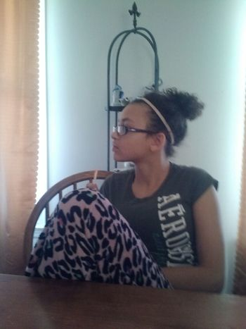 my sister got lurked lml