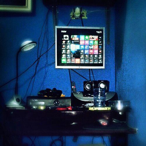 Bagunça organizada. Zona Xbox360 Windows8
