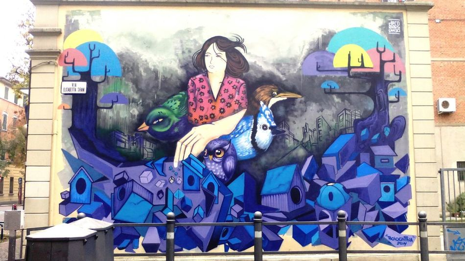 Graffiti Arte Di Strada Decorazione Arte Contemporanea Art And Craft Street Art Multi Colored Painted Image Adult Outdoors Day
