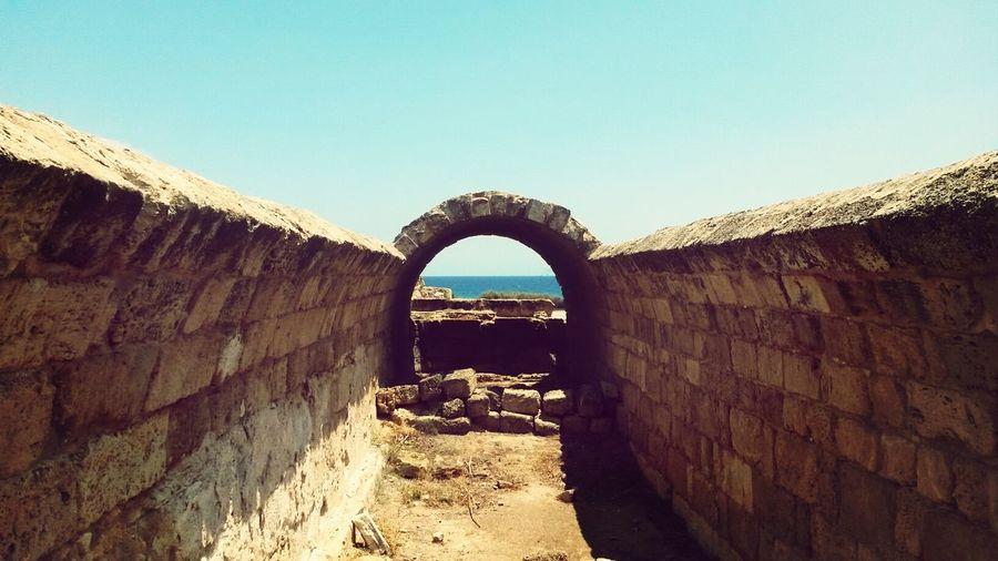 Salamis Salamis Harabeleri Kktc Kıbrıs ancient city