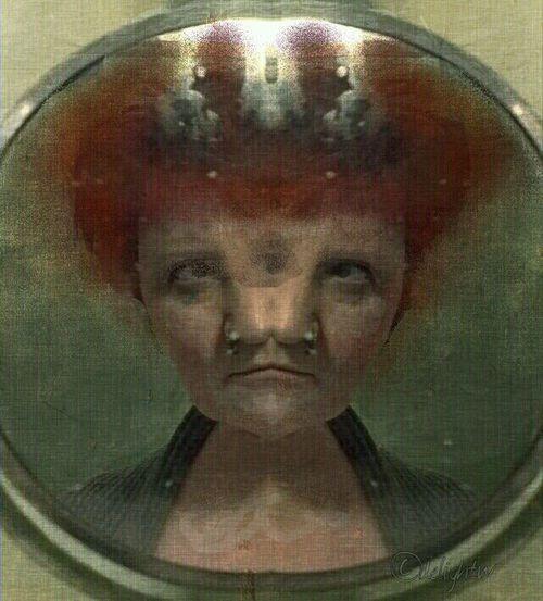 yesnoyesnoyesno Digital Art AMPt -Diversity Look Me In The Eyes Unitedbyedit