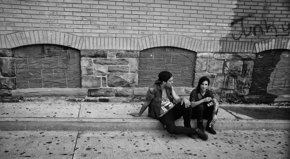 Youth Of Today Street Photography PunckRock Punks