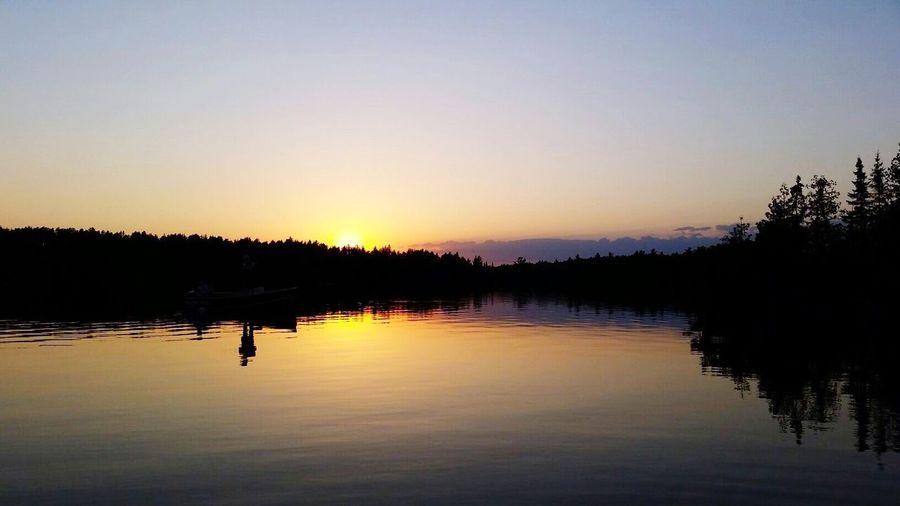 Sunset I AM
