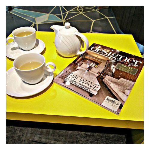 Tea Time Chill Mode Relaxing Beautiful Day Enjoying Life