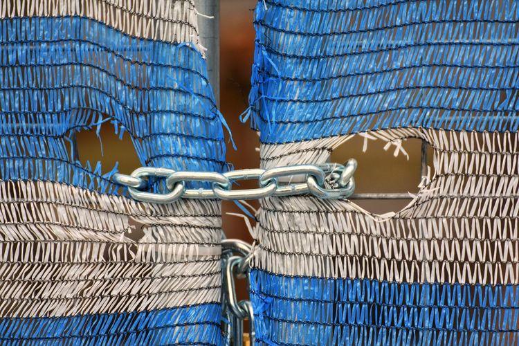 Blue Lock Chain